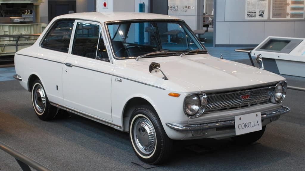 Toyota Corolla Turned 50 on Saturday